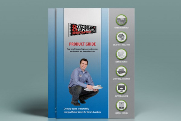 product guide brochure
