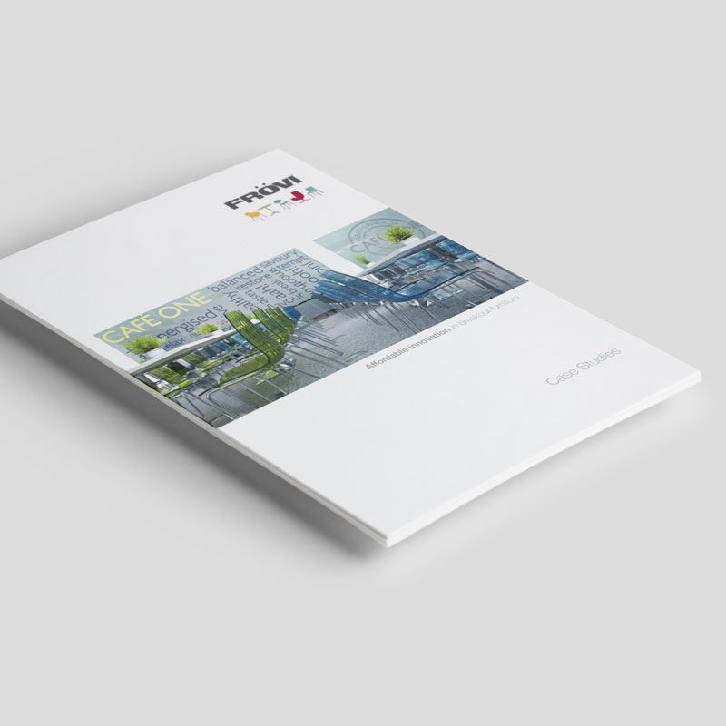 Frovi case studies brochure