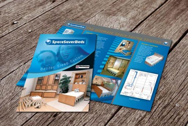 A4 brochure designs